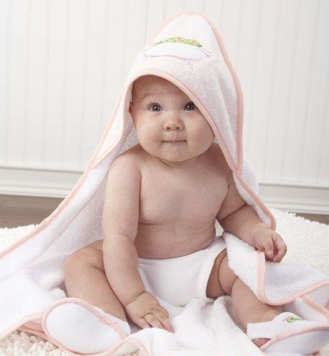 Imagen de Aspen bebé Bathtime de 4 piezas Set de Regalo, 0-12 meses, Tillie la Tortuga