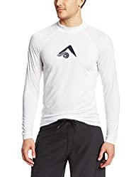 Kanu Surf Men's Long-Sleeve Platinum…