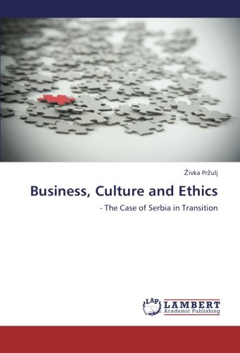 Business, Culture and Ethics