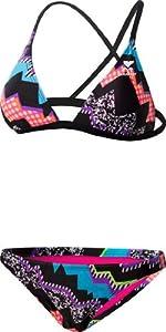 Buy TYR SPORT Ladies Belding Triangle Bra with 1-inch Bottom Swimsuit by TYR