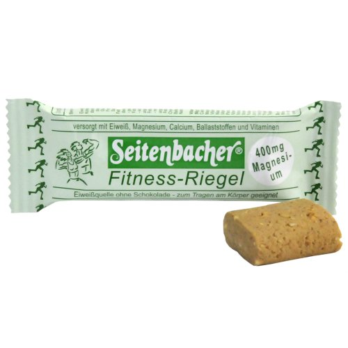 Seitenbacher Fitness Riegel, 6er Pack (6 x 50 g)