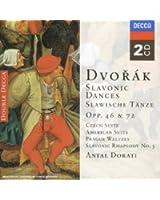 Dvorak : Danses Slaves (Coffret 2 CD)