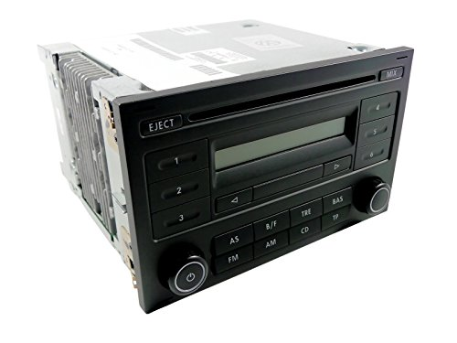 VW-Polo-9N-9N3-Golf-IV-Sharan-Passat-3BG-T4-T5-Autoradio-Radio-RCD-200-GX-neu