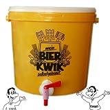 """Bier Kwik Komplett Set mit Eimervon """"Bier Kwik"""""""