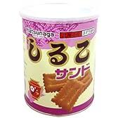 松永製菓 しるこサンド保存缶 220g