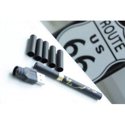 Monte Lovis e-Zigarette Schwarz Edel inkl. Etui TV Werbung E-Zigarette Starterkit