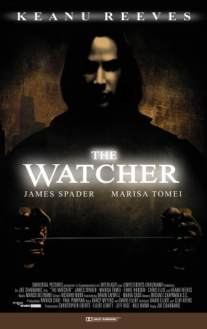 The Watcher [VHS]