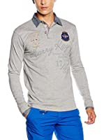 Harry Kayn Polo Cazbi/Df (Gris)