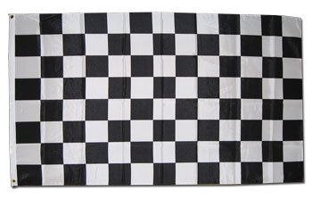 Checkered - Novelty flags