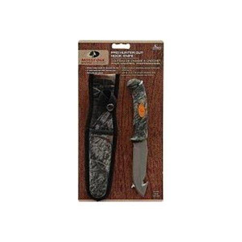 Mossy Oak Pro Hunter Field Gut Hook Knife (Break-Up)