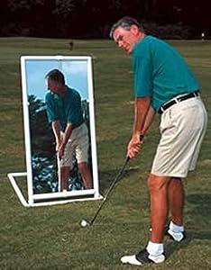 PVC Teaching & Training Golf Mirror by PVC Sports