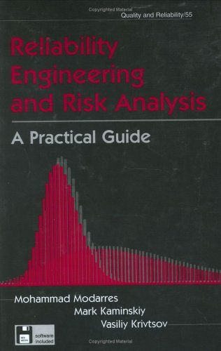 Reliability Engineering and Risk Analysis: A Practical Guide (Quality and Reliability, 55)
