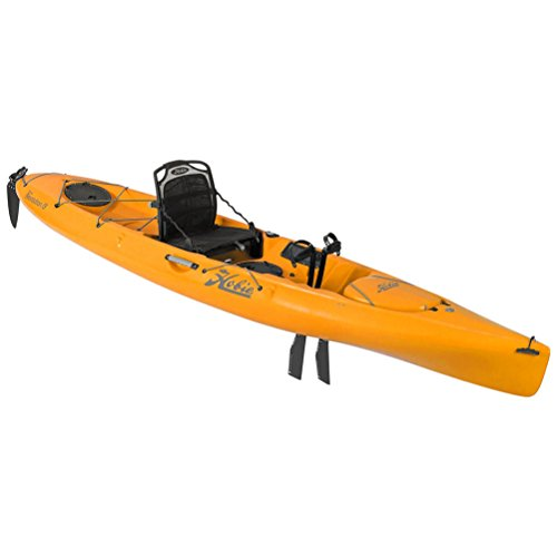 Hobie Mirage Revolution 13 Kayak 2018-13ft5/Papaya Orange