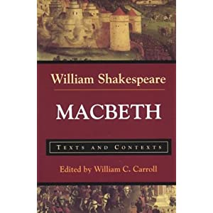 an examination of the archetypes of william shakespeares macbeth