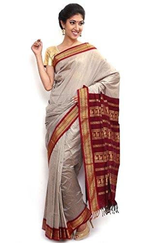 Sudarsahan Silks South Karantaka Span Cotton Silk Saree [SBTI4_Multicolor]