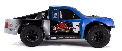 AFTERSHOCK 3.5 DESERT TRUCK ~ NITRO 1/8 Scale RC ~ (Now with 2.4GHz Remote) ~ By REDCAT RACING ~ RED/BLACK :
