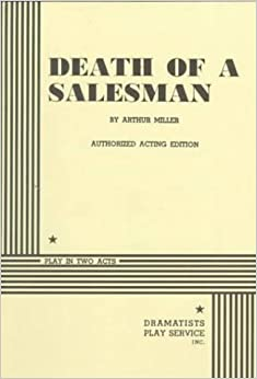 is death of a salesman a tragedy essay