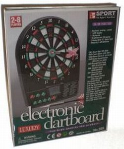 Electronic Dart Board Family Game