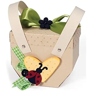 Sizzix Bigz Big Shot Pro Die, Basket Box