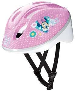 キッズヘルメット ミニーマウス XSサイズ