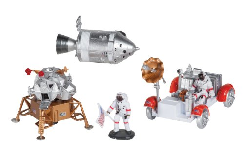 Daron Space Adventure Lunar Rover Playset