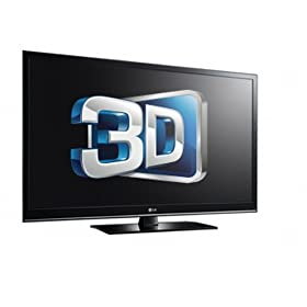 LG 50PW350 50-Inch 720p Active 3D Plasma HDTV