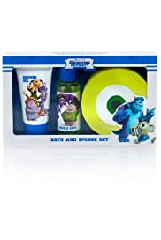 Monsters University Bath & Sponge Gift Set [T20-8935G-S]