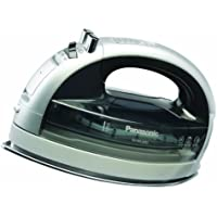 Panasonic NI-WL600 Cordless Steam/Dry Iron with Curved Stainless Steel Soleplate