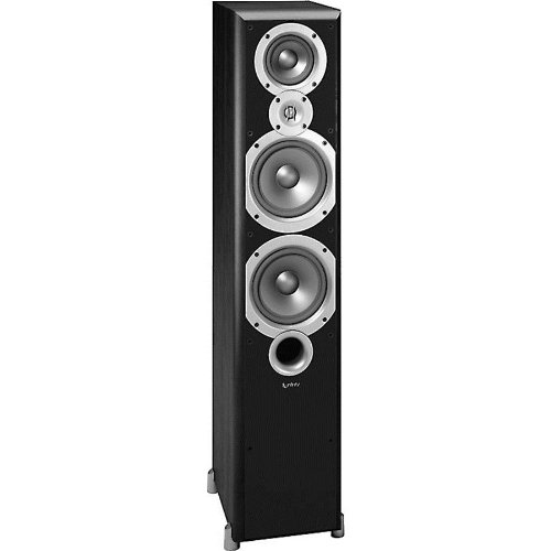 Infinity Primus P363 Three-Way Dual 6-1/2-Inch Floorstanding Speaker (Black, Each)