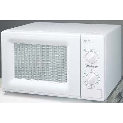 Magic Chef 0.7 cu ft Rotary Microwave