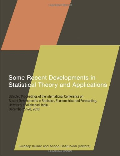 Some Recent Developments in Statistical Theory and Applications: Selected Proceedings of the International Conference on