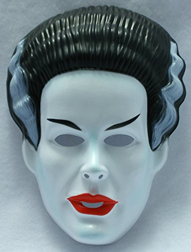 Childs Bride of Frankenstein PVC Mask
