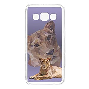 a AND b Designer Printed Mobile Back Cover / Back Case For Samsung Galaxy A3 (SG_A3_463)