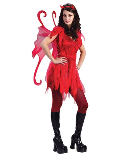Devil Princess Adult Sm Md Halloween Costume