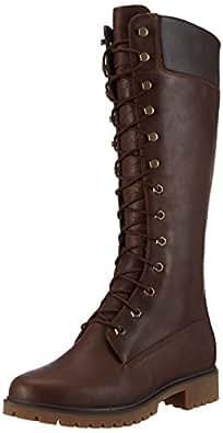 Original Women39s Shoe Timberland Earthkeepers Savin Hill Combat Boots 8542R