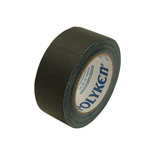 Polyken 510 Premium Grade Gaffers Tape: 2 in. x 75 ft. (Black)