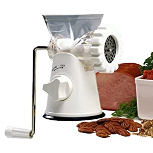Norpro Meat Grinder Mincer and Pasta Maker