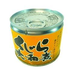 くじら大和煮(缶)