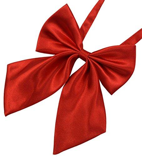 Adjustable Pre-tied Bow Tie
