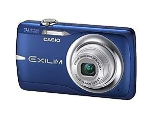 Casio Exilim EX-Z550 Appareil photo numérique 14 Mpix Bleu