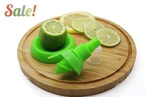 #1 Best Citrus Sprayer Set ★ Fresh Juicer Kit for Drinks, Salads, Barbeque, Seafood... by Love of Cooking
