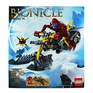 Summer edition Bionicle Legends Sen Docks Lego LEGO 2009 V1 8992 [parallel import goods] (japan import)