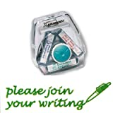 Teachers Stamp to fit Xstamper 3 in 1 Please Join Your Writing CXM200806 stamp block only