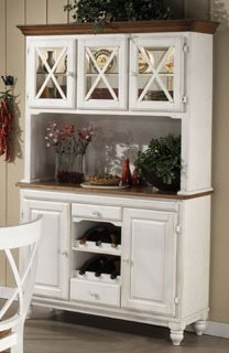 Buy Low Price Home Elegance Home Elegance 715W-50 BUFFET & CHINA (715W-50)