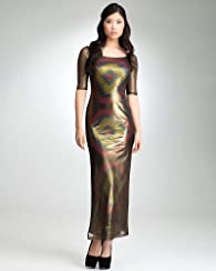 Tribal Sheen Maxi Dress - bebe Addiction