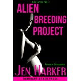 Alien Breeding Project (tentacle breeding project) (Alien Captive)by Jen Harker