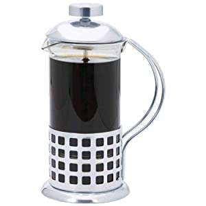 "Wyndham HouseTM 12oz French Press Coffee Maker with 1""FREE"" US Shelby P51 Keychain Can Opener at Sears.com"