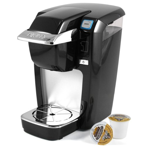 Keurig Mini Plus w/ 12 K CUps