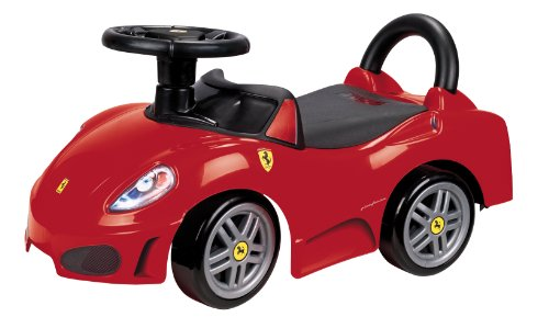Famosa - Ferrari F430, Cavalcabile