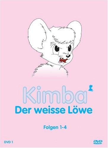 Kimba, der weiße Löwe - DVD 1: Folgen 1-4